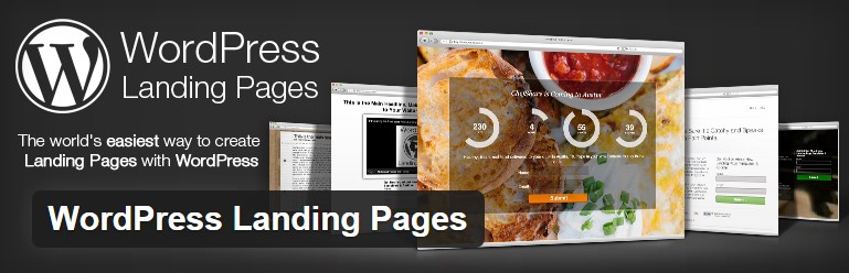 wp-landing-pages landingpage wordpress plugin lead pages