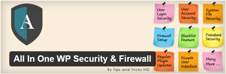 All In One WP Security Firewall — WordPress Plugins