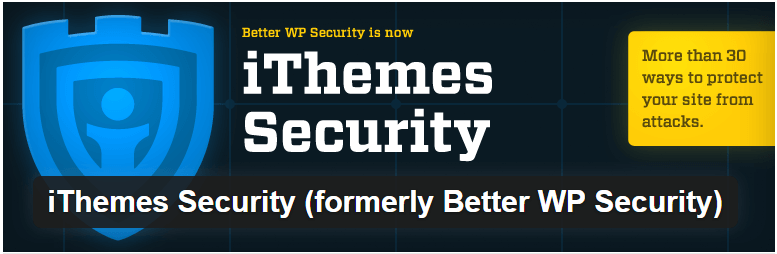 iThemes Security formerly Better WP Security — WordPress Plugins