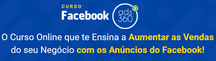 Curso Facebook Ads 360 facebook for business