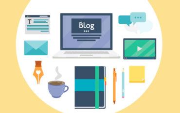 como criar um blog usando hospedagem bluehost