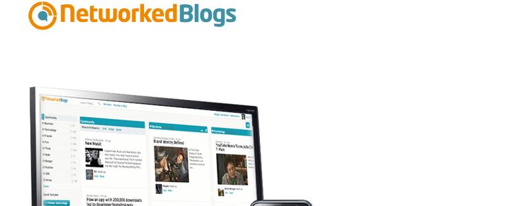 postagens automaticas NetworkedBlogs