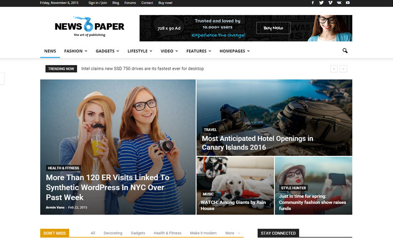 google adsense wordpress blog