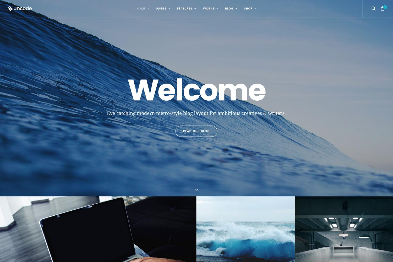 uncode-wordpress themes