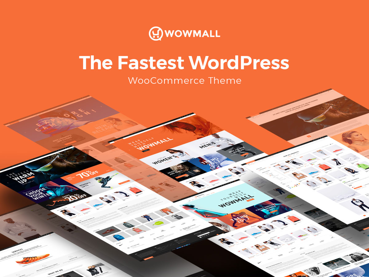 wowmall-best wordpress templates blog