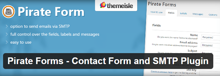 contact form wordpress
