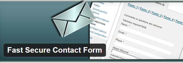 wp contact form