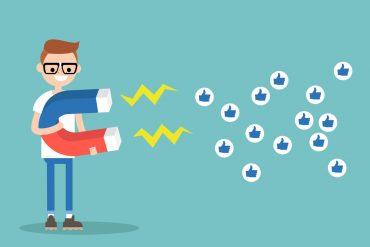 sinais sociais -social media -social rank - social signals