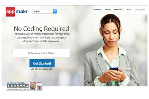 appmakr net app