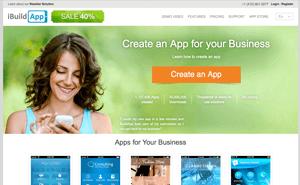 ibuildapp desenvolvimento de app