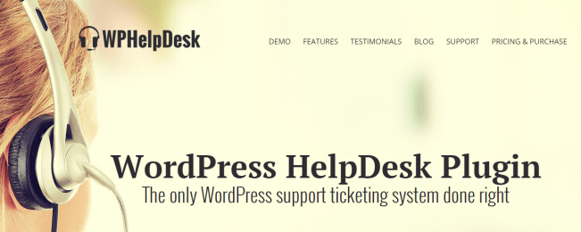 wp help desk plugin wordpress